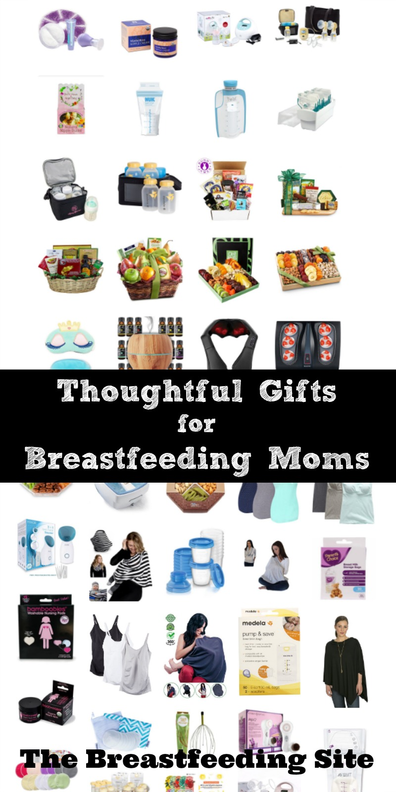 Thoughtful Gifts for Breastfeeding Moms