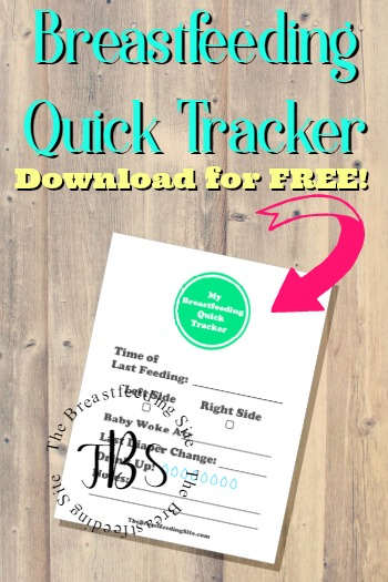 Breastfeeding Quick Tracker - Download for Free
